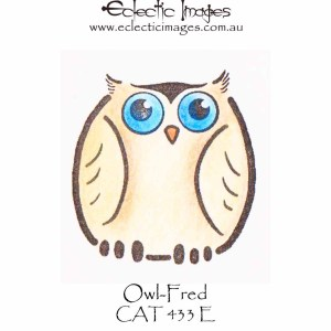 Owl-Fred