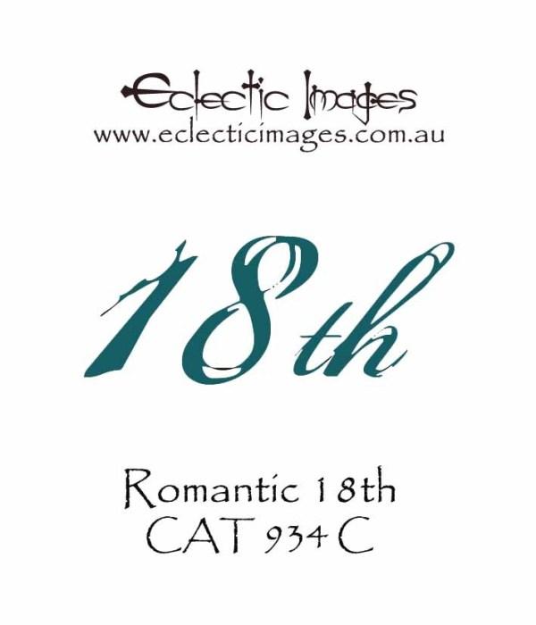 18th Romantic