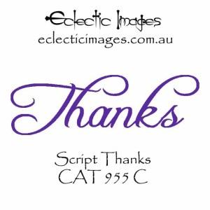 Script Thanks