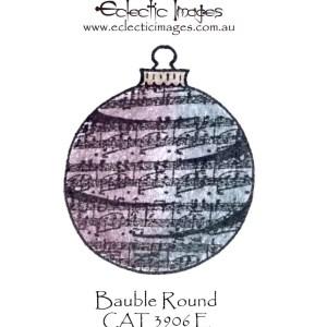 Bauble Round