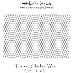 Texture Chicken Wire