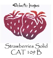Strawberries Solid