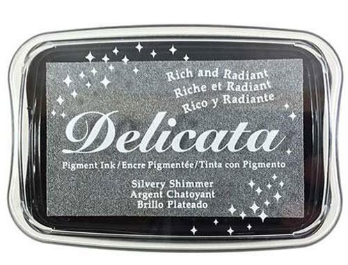 Delicata Silvery Shimmer