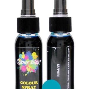 Colour Blast Colour Spray Sapphire