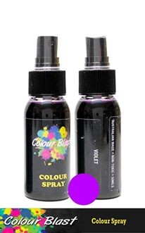 Colour Blast Colour Spray Violet