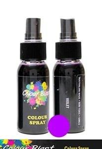 Colour Blast Colour Spray Violet