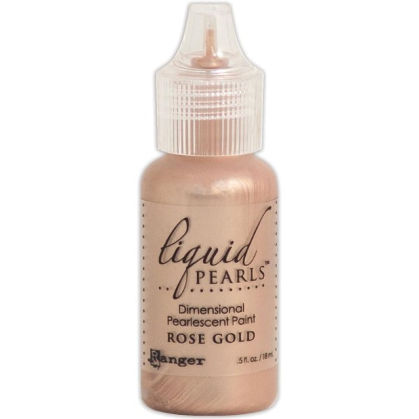 Liquid Pearls Rose Gold