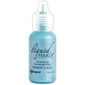 Liquid Pearls Robins Egg