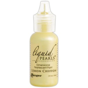 Liquid Pearls Lemon Chiffon