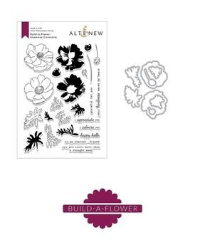 Altenew Build a Flower Anemone Coronaria