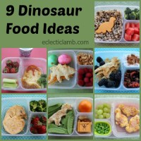 9 Dinosaur Food Ideas