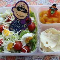 4 Halloween Lunches