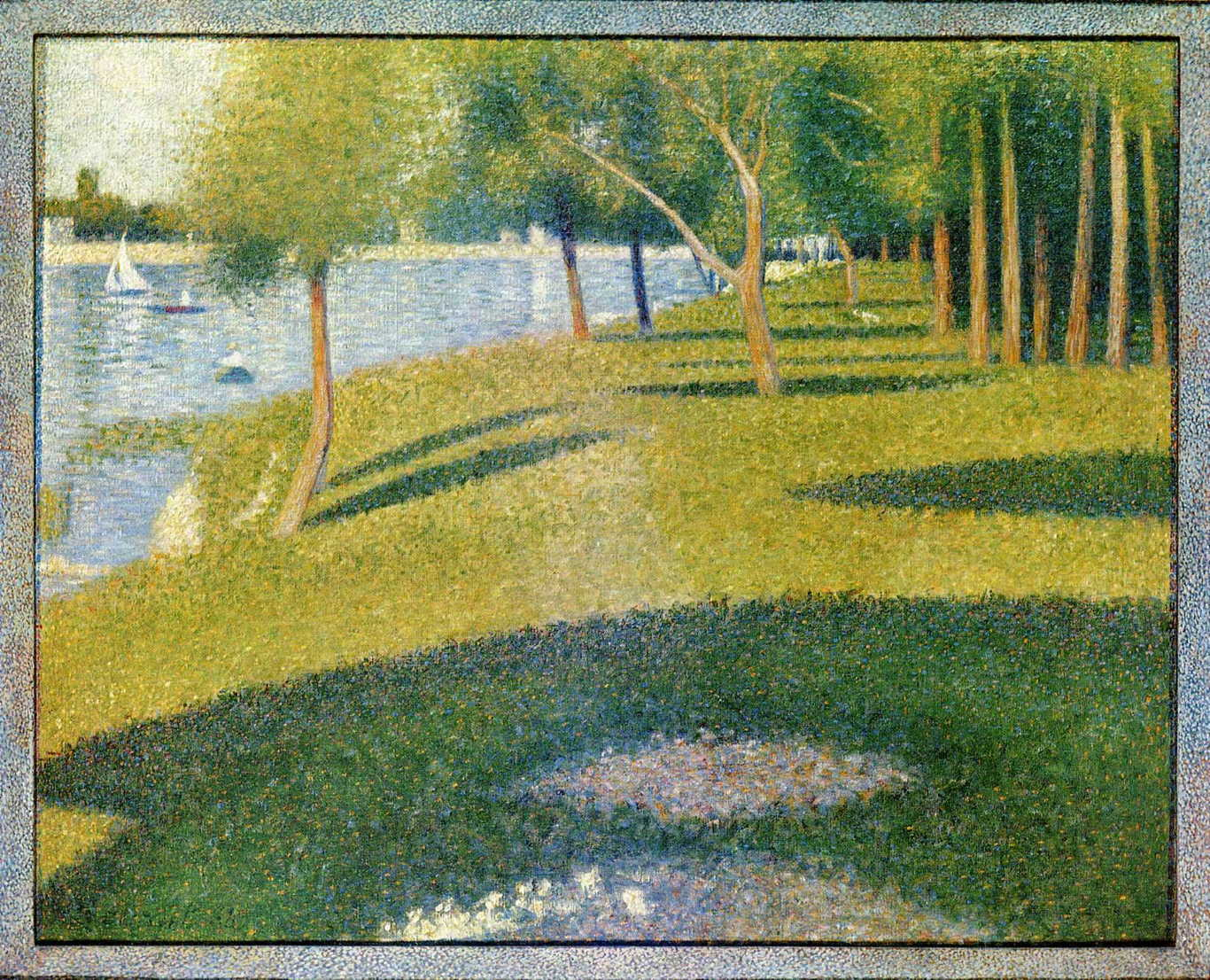 Book Review Georges Seurat The Art Of Vision Michelle