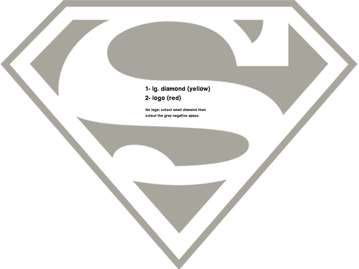 Felt Superhero Banner
