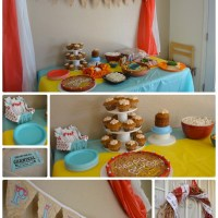 Carnival Boardwalk Birthday Party: Sneak Peek