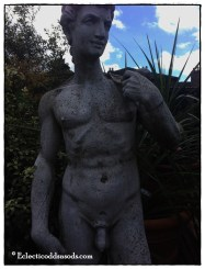 2. David in his full glory, I wonder if this is why my son finds him scary?