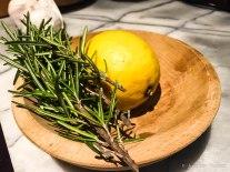 Succulent sweet, lemon chicken