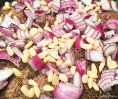 Middle Eastern Meatza