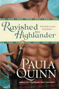 Ravished by a Highlander (Children of the Mist Book 1) by Paula Quinn
