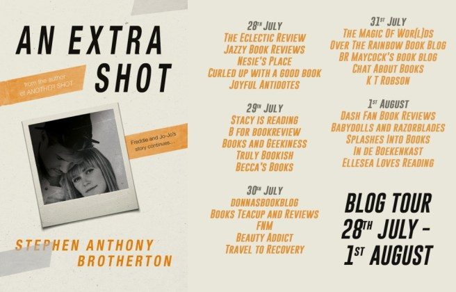 Extra Shot Blog Tour