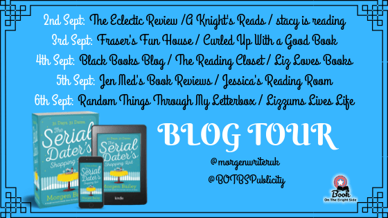 Serial Daters Blog Tour