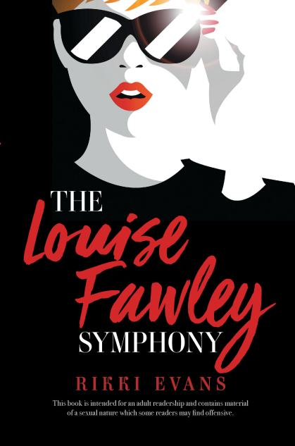 The Louise Fawley Symphony Final Cover Proof