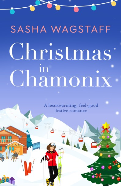 Christmas in Chamonix Cover