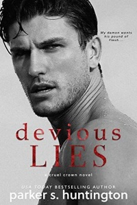 Devious Lies (Cruel Crown #1) by Parker S. Huntington