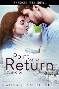 Point of No Return (Cabin Crew, #2) by Tanya Jean Russell