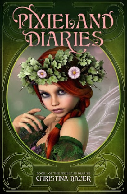 Pixieland Diaries cover Book 1