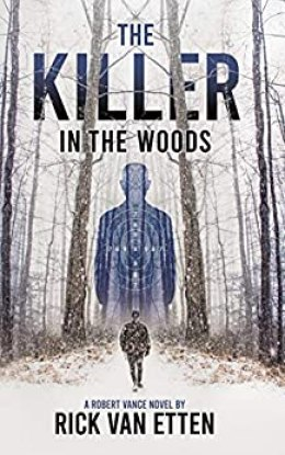 Killer in the Woods Cover