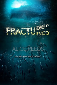 Fractures (Echoes, #2) by Alice Reeds @Alice_Reeds
