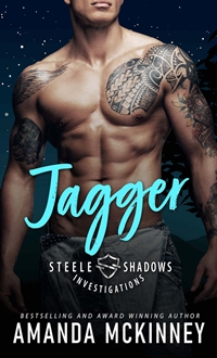 Jagger (Steele Shadows Investigations, #1) by Amanda McKinney