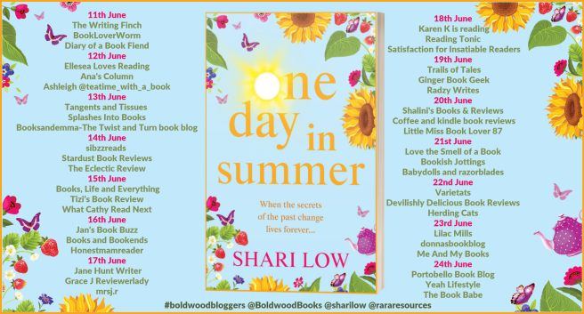 One Day In Summer Full Tour Banner