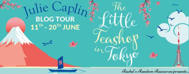 The Little Teashop in Tokyo
