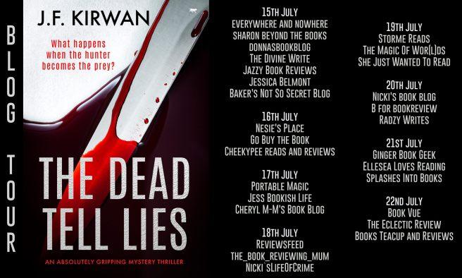The Dead Tell Lies Full Tour Banner