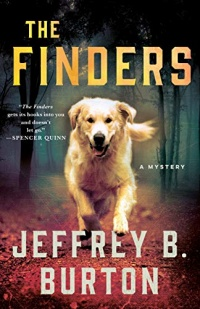 The Finders (Mace Reid K-9 Mystery #1) by Jeffrey B. Burton