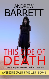 This Side of Death (CSI Eddie Collins #6) by Andrew Barrett