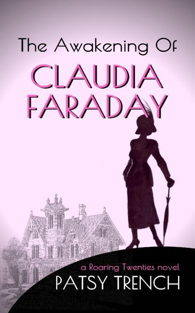 The Awakening of Claudia ebook cover