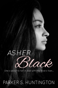 Asher Black (The Five Syndicates #1) by Parker S. Huntington