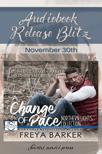 A Change of Pace (Northern Lights, #3) by Freya Barker
