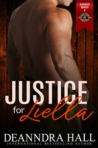 Justice for Liella (Bluegrass Bravery #8) by Deanndra Hall