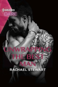 Unwrapping the Best Man by Rachael Stewart