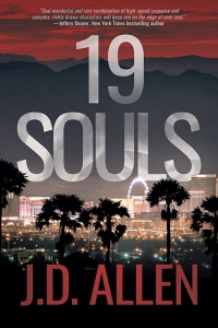 19 Souls (Sin City Investigation #1) by J.D. Allen