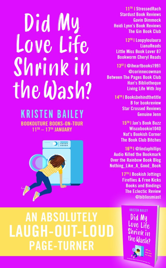 Did my Lovelife Shrink in the Wash_ - Blog Tour