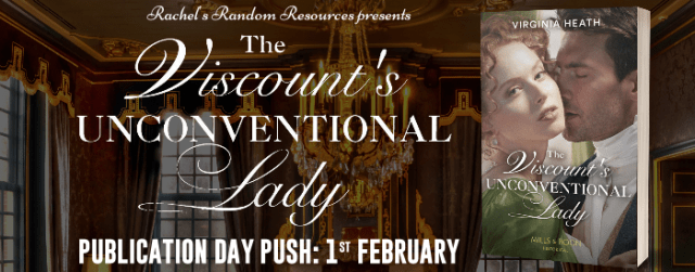 The Viscounts Unconventional Lady