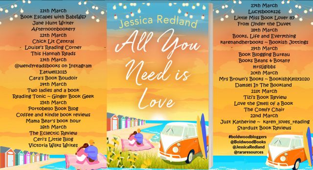 All You Need Is Love Full Tour Banner