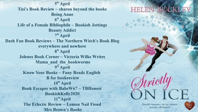 Strictly On Ice Full Tour Banner