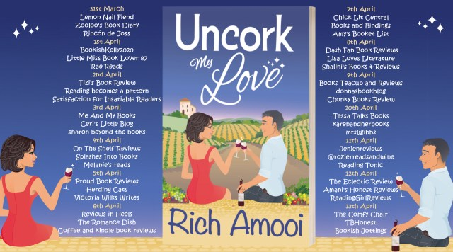 Uncork My Love Full Tour Banner