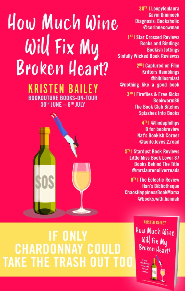 How Much Wine_ - Blog Tour